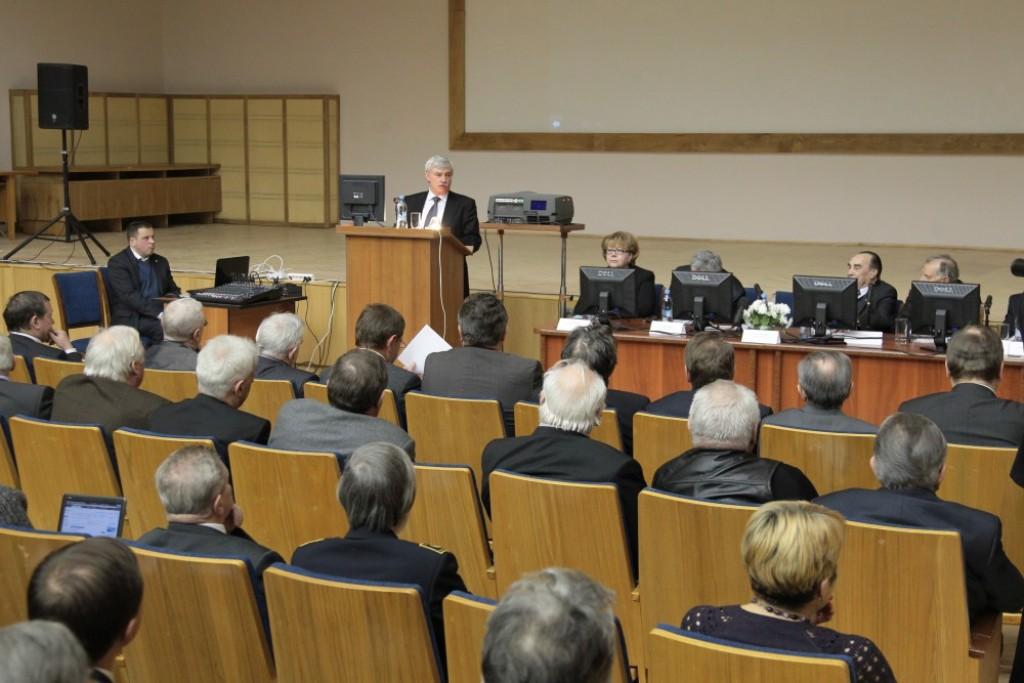 Заседание НТС при Правительстве Санкт-Петербурга